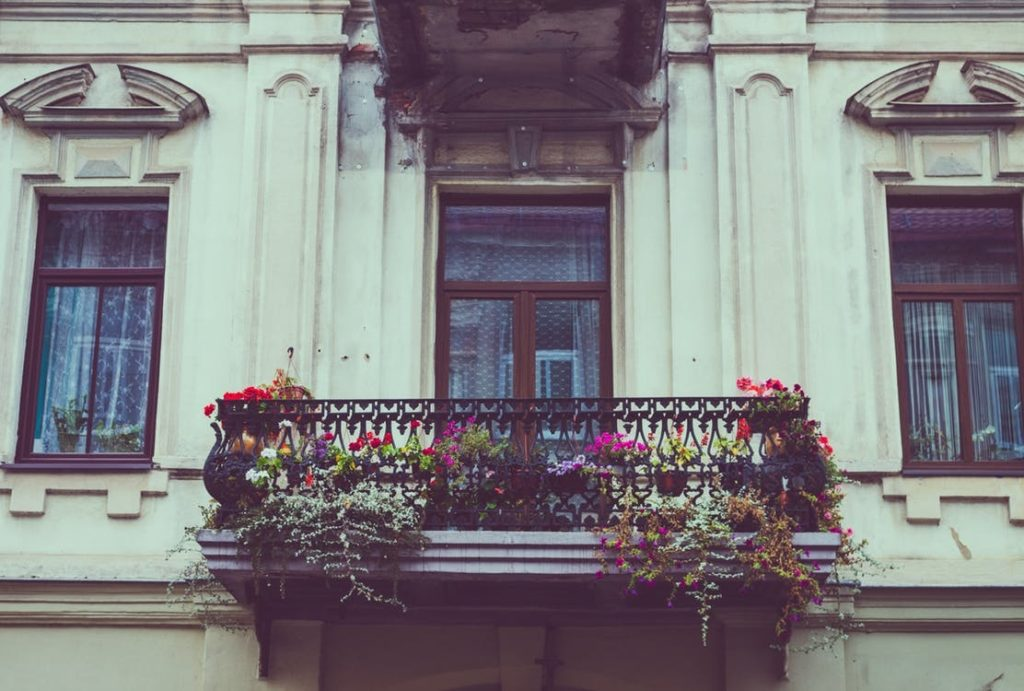 Aranżacje balkonu