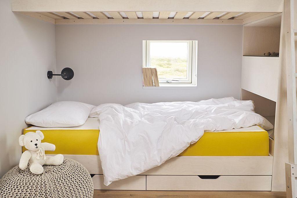 łóżko dziecięce z szufladami