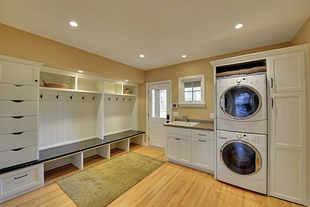 pralnia w mieszkaniu